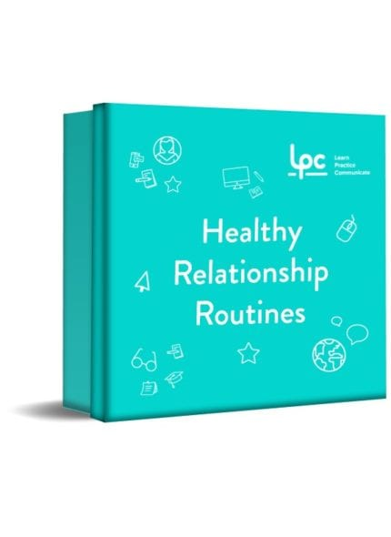 Health relationship routines